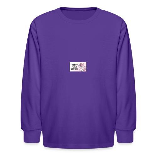 sylvee is a troll - Kids' Long Sleeve T-Shirt