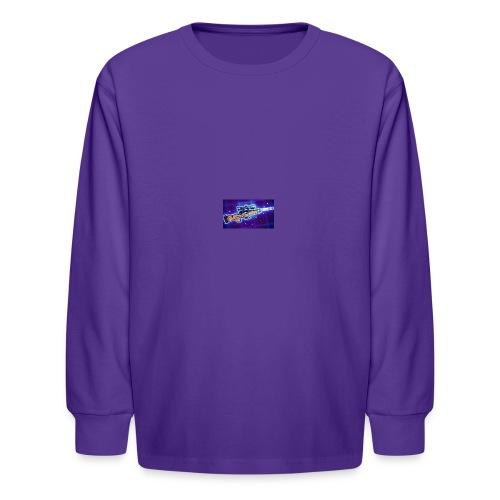 D88C459C 98E0 459F A17C F2714108E1F4 - Kids' Long Sleeve T-Shirt