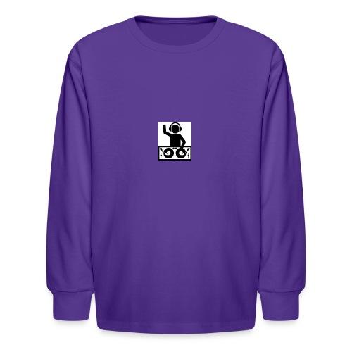 f50a7cd04a3f00e4320580894183a0b7 - Kids' Long Sleeve T-Shirt
