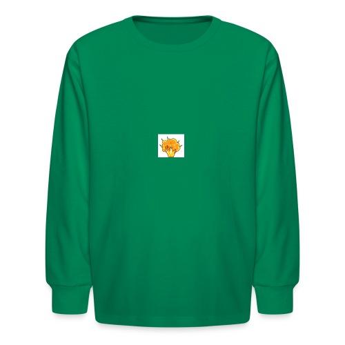 Boom Baby - Kids' Long Sleeve T-Shirt