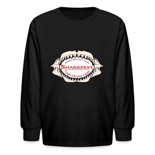 SHARKFEST - Kids' Long Sleeve T-Shirt