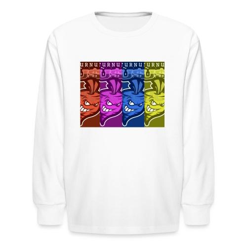 turnup juice - Kids' Long Sleeve T-Shirt