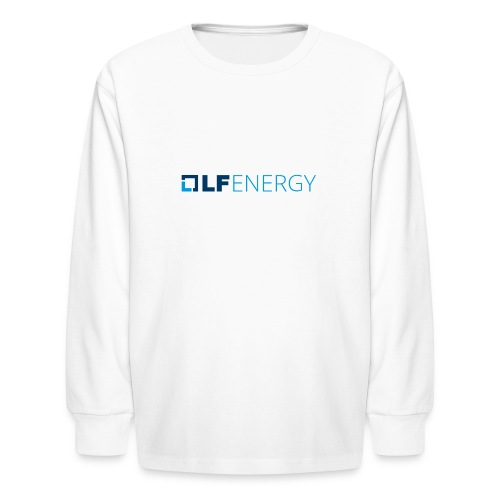 LF Energy Color - Kids' Long Sleeve T-Shirt