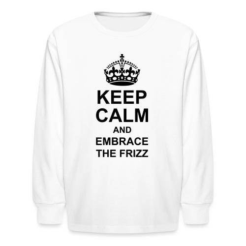 frizz - Kids' Long Sleeve T-Shirt