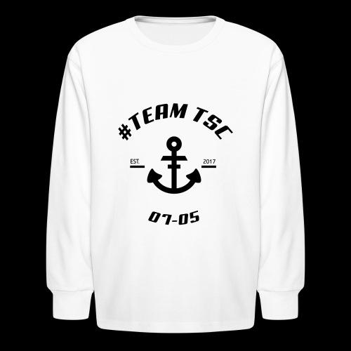 TSC Nautical - Kids' Long Sleeve T-Shirt
