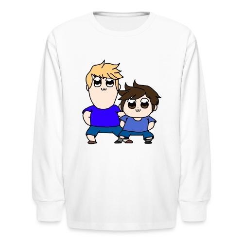 Pop Team Cohen 2 - Kids' Long Sleeve T-Shirt