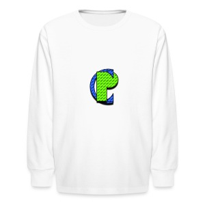 Proto Shirt Simple - Kids' Long Sleeve T-Shirt