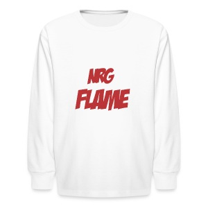 Flame For KIds - Kids' Long Sleeve T-Shirt