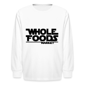 WHOLE_FOODS_STAR_WARS - Kids' Long Sleeve T-Shirt