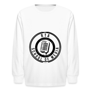 RTA School of Media Classic Look - Kids' Long Sleeve T-Shirt