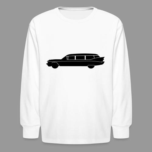 Hearse - Kids' Long Sleeve T-Shirt