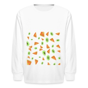 The PizzaCados - Kids' Long Sleeve T-Shirt