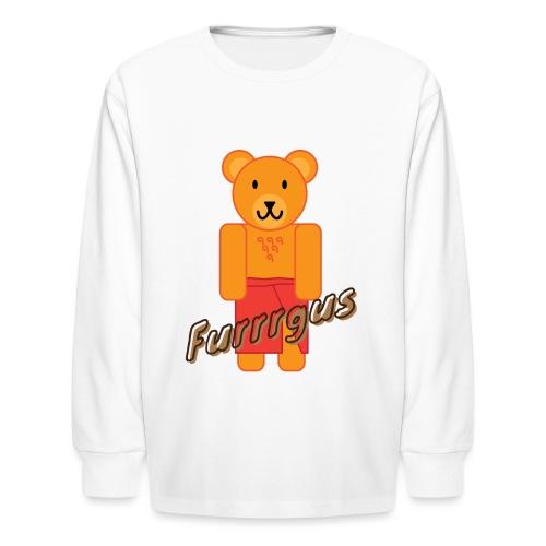 Presidential Suite Furrrgus - Kids' Long Sleeve T-Shirt