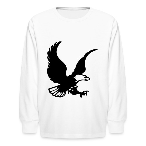 eagles - Kids' Long Sleeve T-Shirt