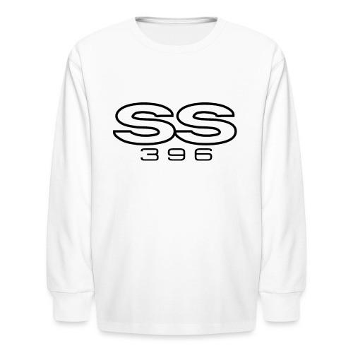 Chevy SS 396 emblem - AUTONAUT.com - Kids' Long Sleeve T-Shirt