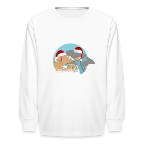Lexy's Christmas Wish - Kids' Long Sleeve T-Shirt
