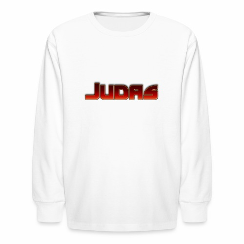 Judas - Kids' Long Sleeve T-Shirt