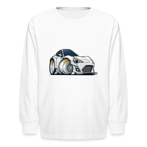 Toyota 86 - Kids' Long Sleeve T-Shirt
