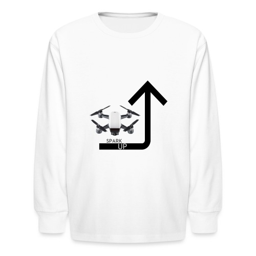 Spark Up - Kids' Long Sleeve T-Shirt