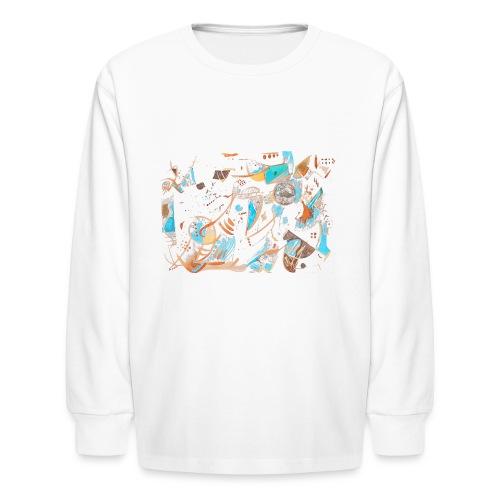 Firooz - Kids' Long Sleeve T-Shirt