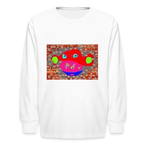 monkey by brax - Kids' Long Sleeve T-Shirt