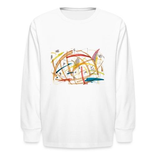 Farm - Kids' Long Sleeve T-Shirt
