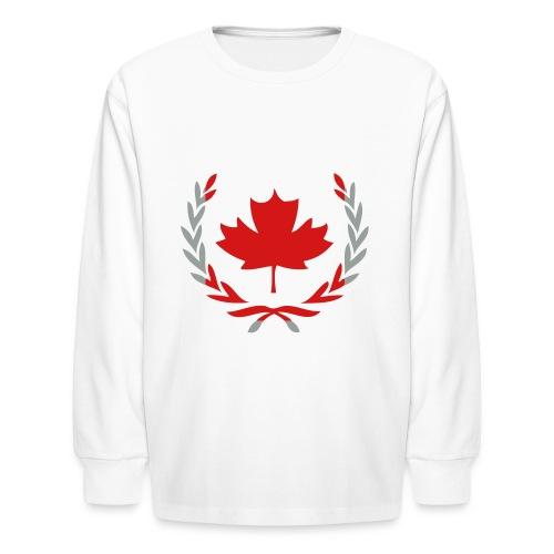 United Canada - Kids' Long Sleeve T-Shirt