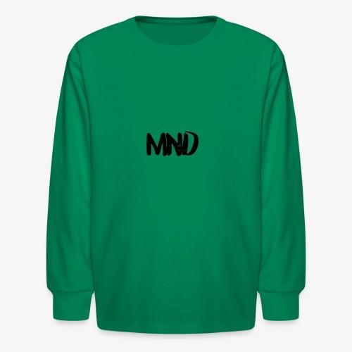 MND - Xay Papa merch limited editon! - Kids' Long Sleeve T-Shirt
