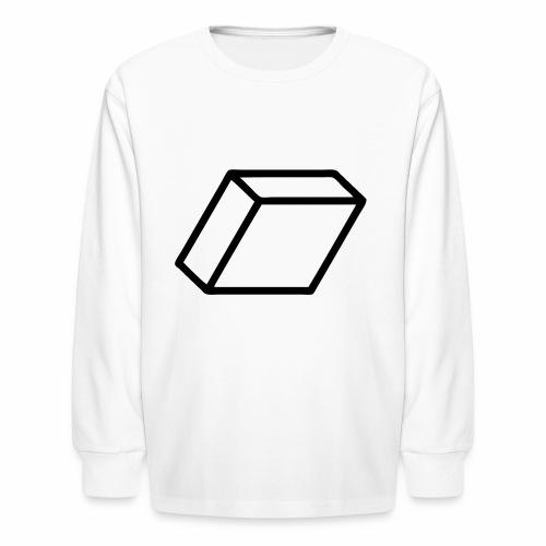 rhombus3 ai - Kids' Long Sleeve T-Shirt