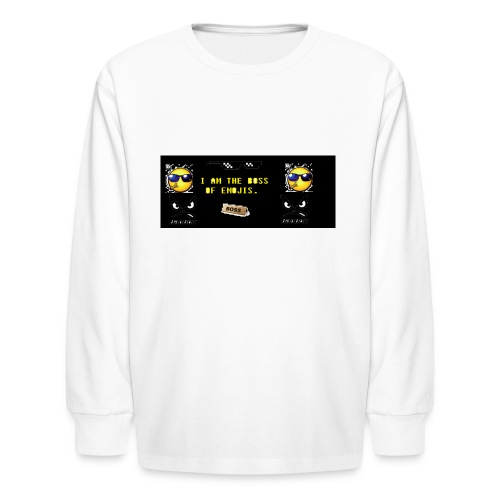 lol - Kids' Long Sleeve T-Shirt