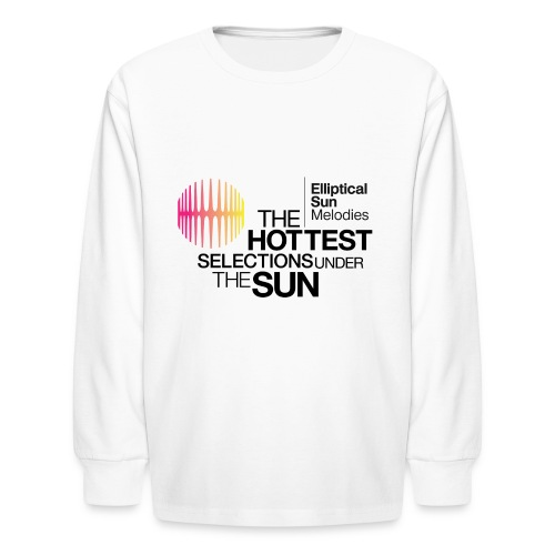 esm selection3 png - Kids' Long Sleeve T-Shirt