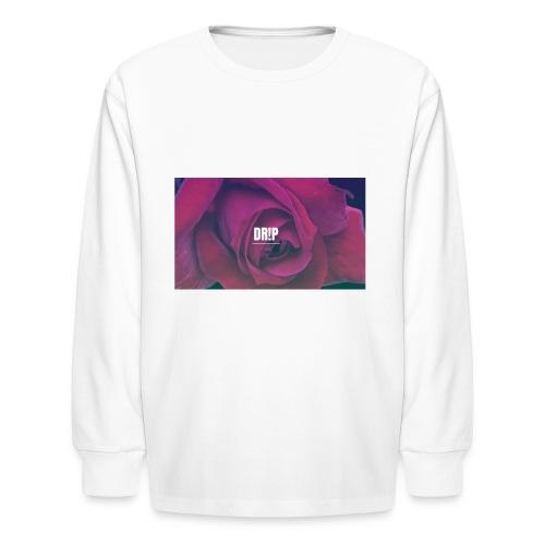 DR!P co. - Kids' Long Sleeve T-Shirt