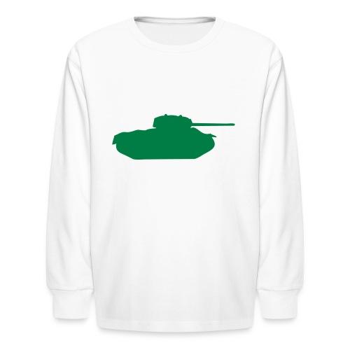 T49 - Kids' Long Sleeve T-Shirt