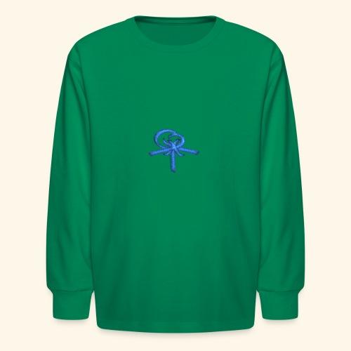 Back LOGO LOB - Kids' Long Sleeve T-Shirt