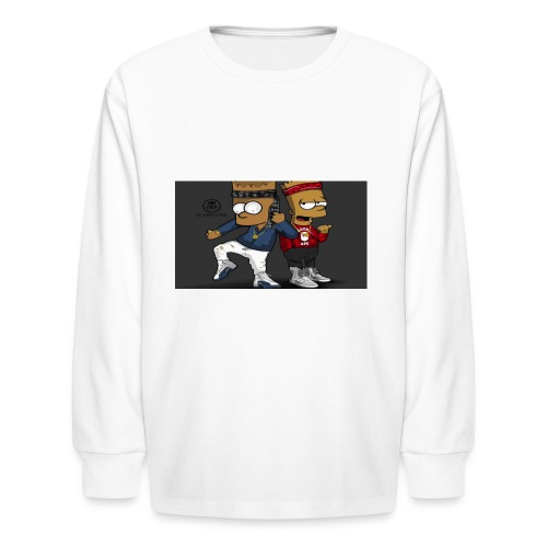 Sweatshirt - Kids' Long Sleeve T-Shirt