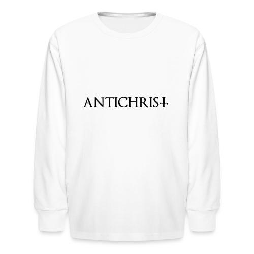 Antichrist - Kids' Long Sleeve T-Shirt
