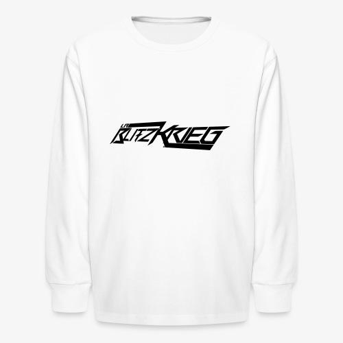 krieglogo03 - Kids' Long Sleeve T-Shirt