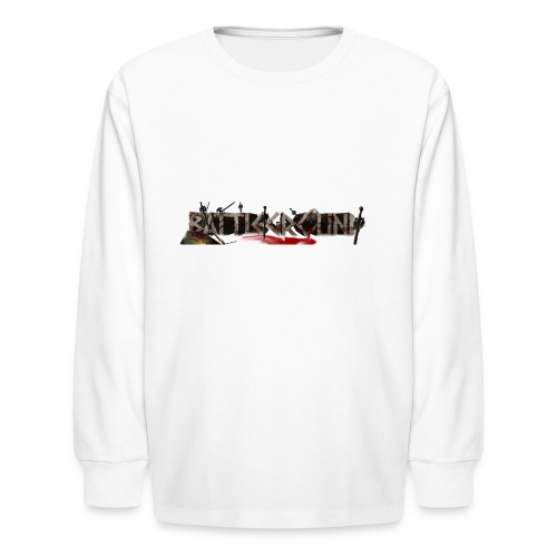 EoW Battleground - Kids' Long Sleeve T-Shirt
