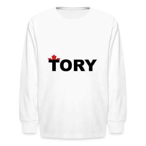 Tory - Kids' Long Sleeve T-Shirt