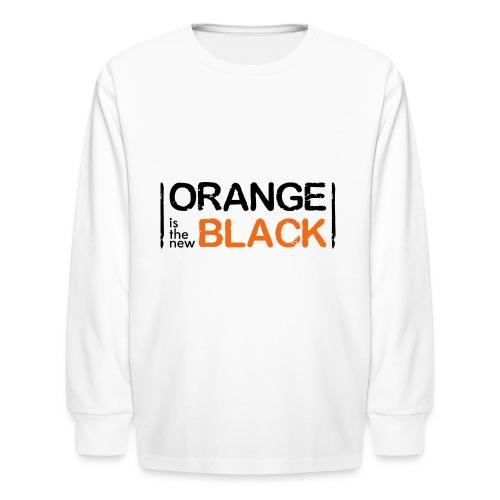 Free Piper, Orange is the New Black Women's - Kids' Long Sleeve T-Shirt