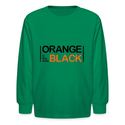 Free Piper, Orange is the New Black Women's - Kids' Long Sleeve T-Shirt