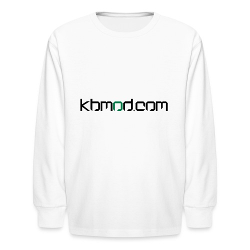 kbmoddotcom - Kids' Long Sleeve T-Shirt