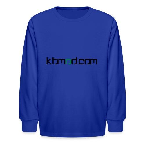 kbmoddotcom - Kids' Long Sleeve T-Shirt