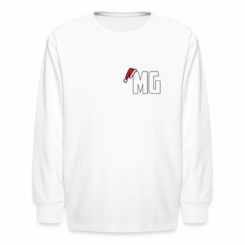 Christmas Logo - Kids' Long Sleeve T-Shirt