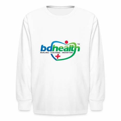 Medical Care - Kids' Long Sleeve T-Shirt