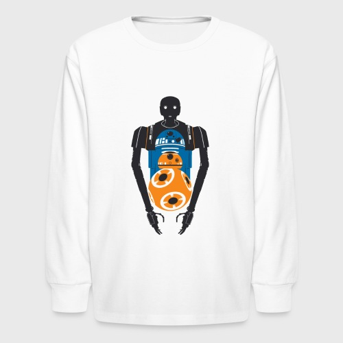 Star Wars Rogue One The Droids You're Looking For - Kids' Long Sleeve T-Shirt
