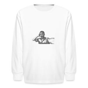 The Scretch - Kids' Long Sleeve T-Shirt