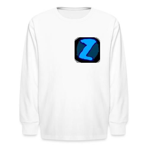 logo vol 2 - Kids' Long Sleeve T-Shirt