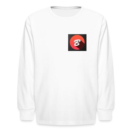 BENTOTHEEND PRODUCTS - Kids' Long Sleeve T-Shirt
