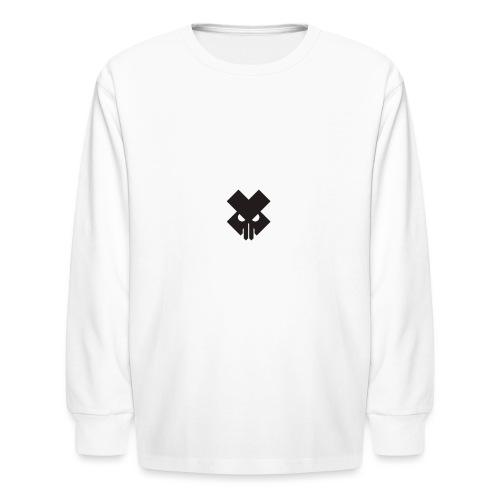 T.V.T.LIFE LOGO - Kids' Long Sleeve T-Shirt